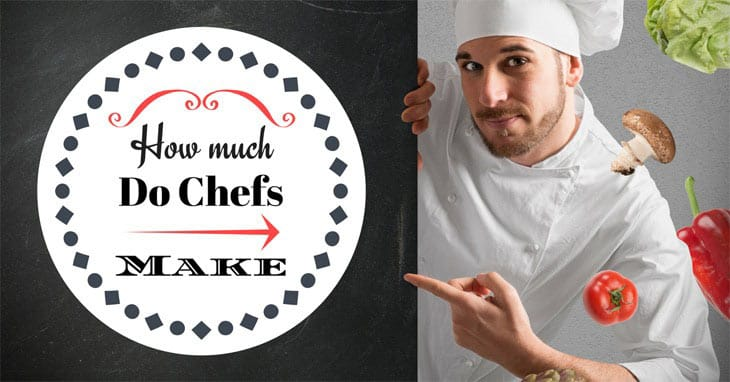 how much do chefs make