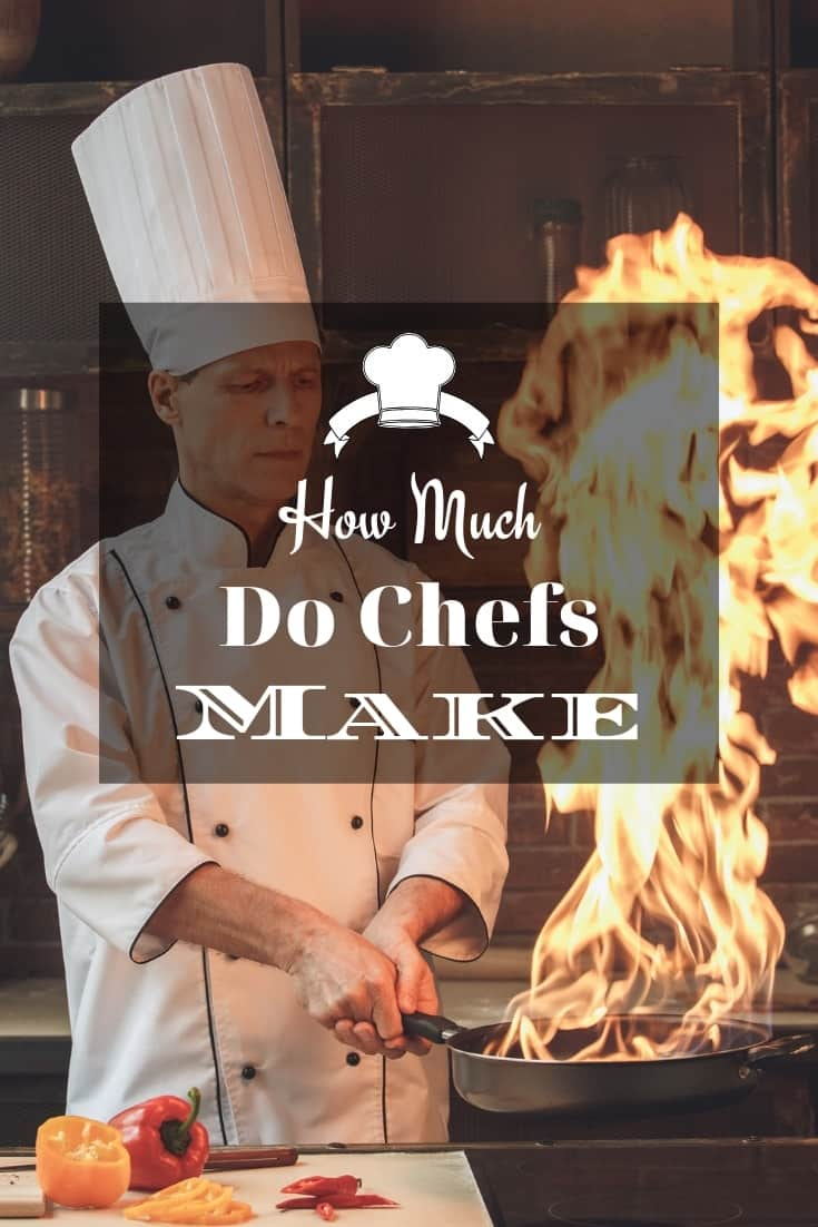 How much do #chefs make: 5 reasons why it's awesome to be chef! This is a fun read. 👩🏼‍🍳