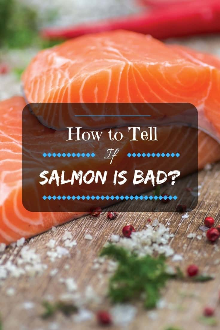 Keep your #kitchen happy! How to tell if salmon is bad? Something fishy comes this way. 🍣