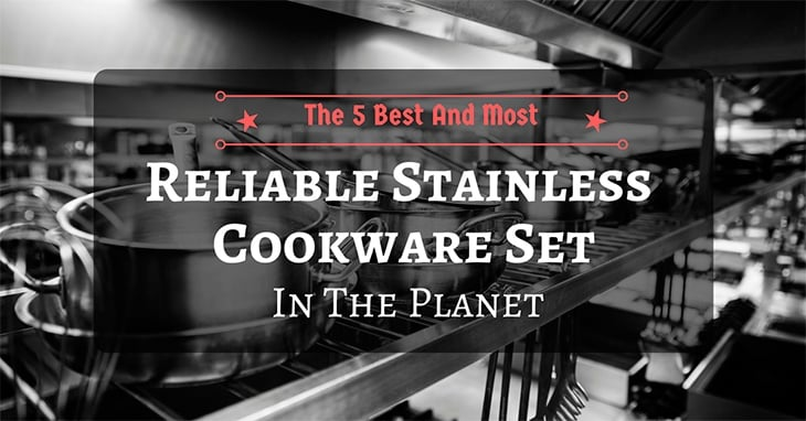 best stainless cookware