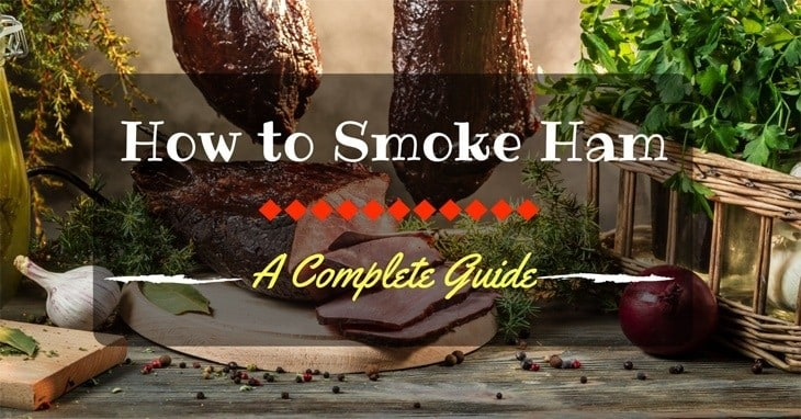 how to smoke ham
