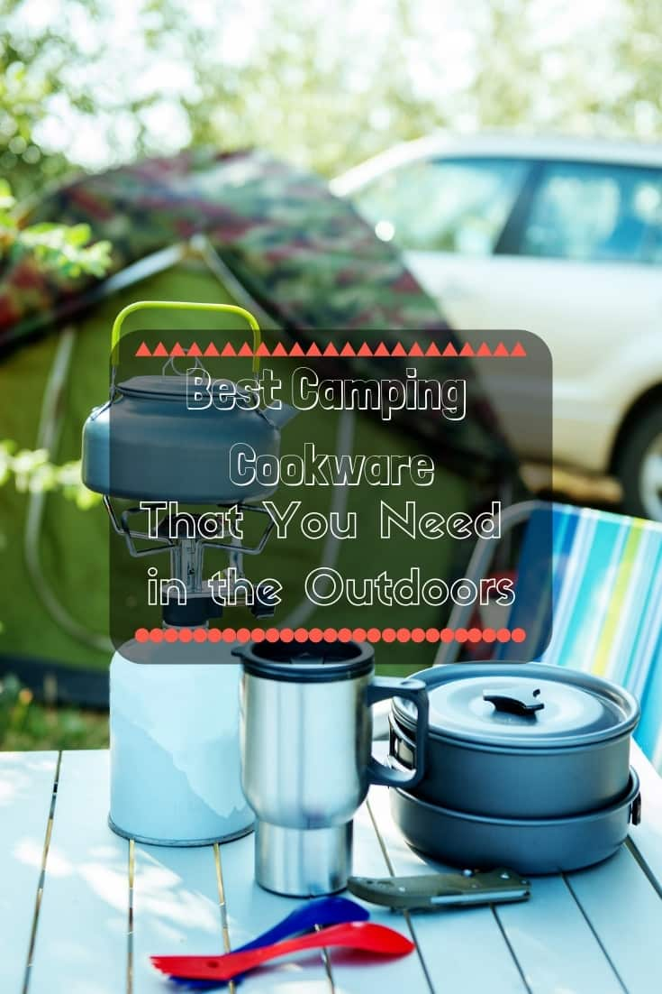 🏕 Best #camping cookware that you need in the outdoors! Before you go camping check out this list.