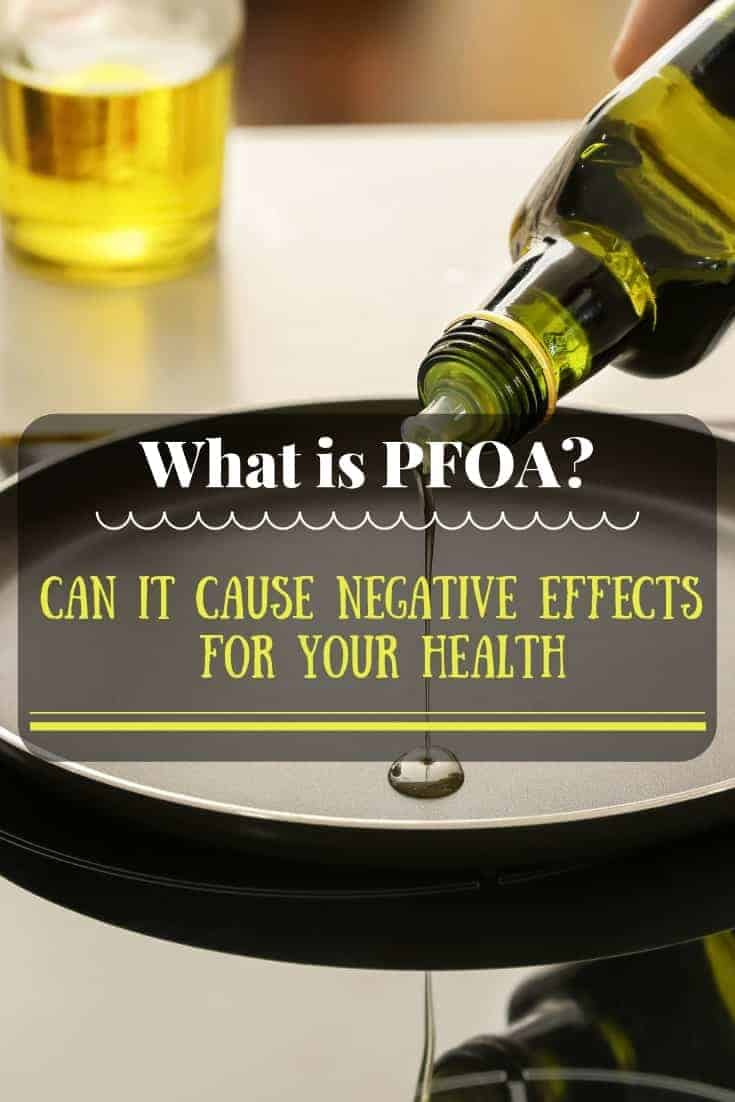 What is PFOA and can it cause negative effects on your #health?