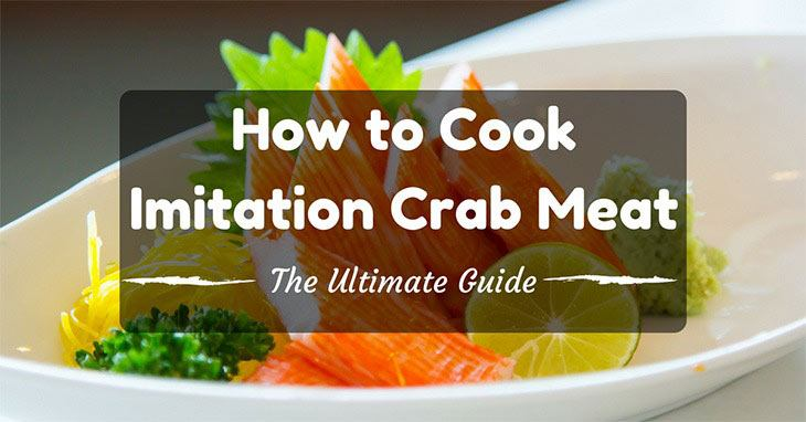 how to cook imitation crab meat