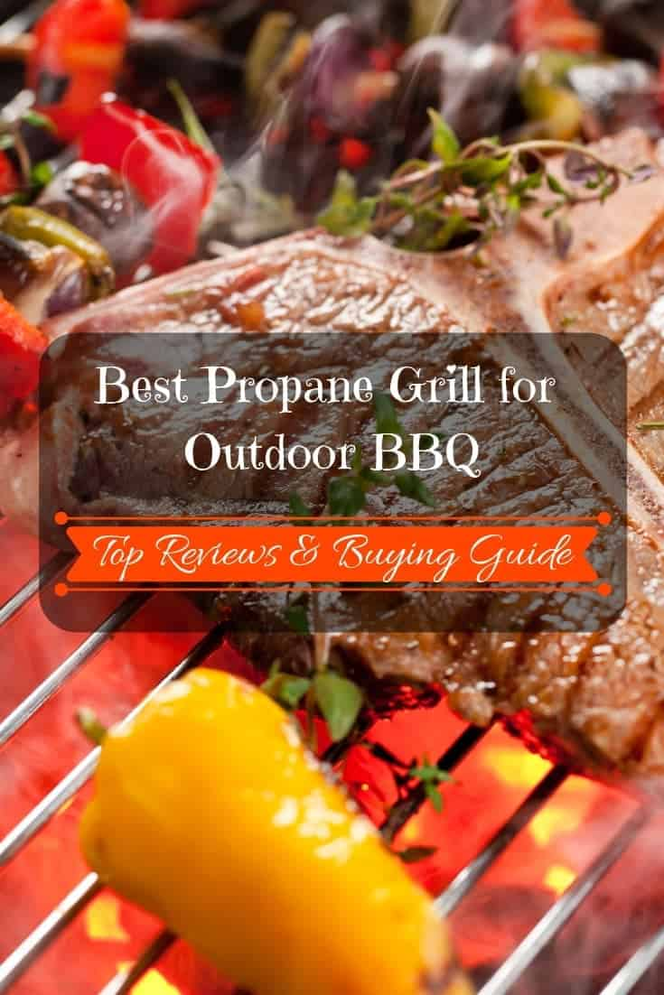 🔥Best propane grill for outdoor #bbq – top reviews & buying guide!
