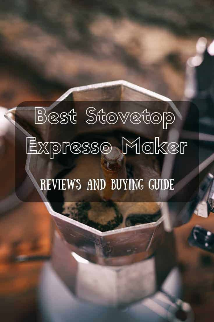 The best stovetop #espresso maker: #Reviews and a buying guide. ☕️ Are you ready for your morning cup?