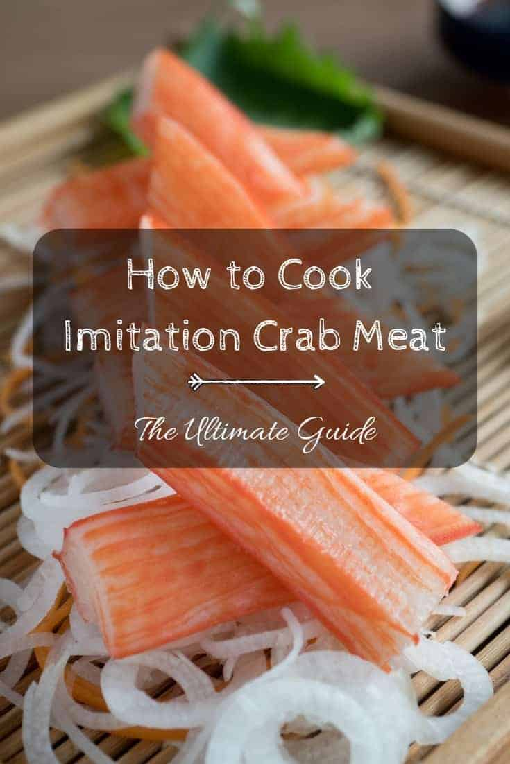 👩🏼‍🍳 How to #cook imitation crab meat: The ultimate guide!  👩🏼‍🍳