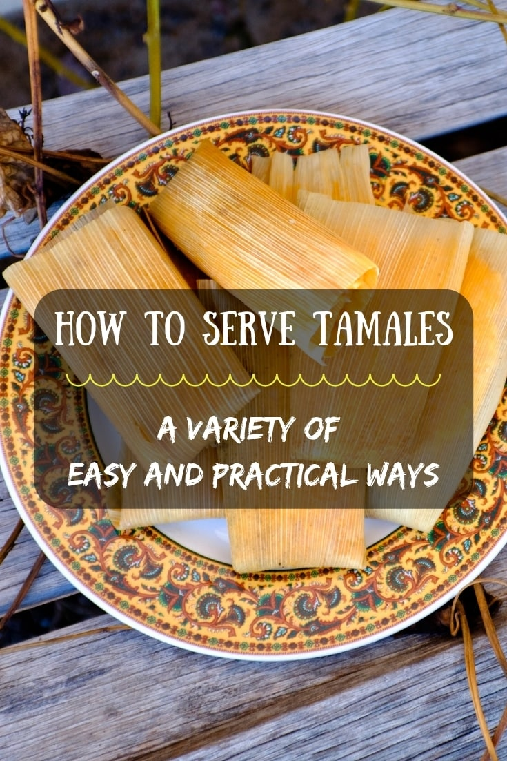 A #kitchenhack that will keep your family happy. 👩🏼‍🍳 How to serve tamales: A variety of easy and practical ways!