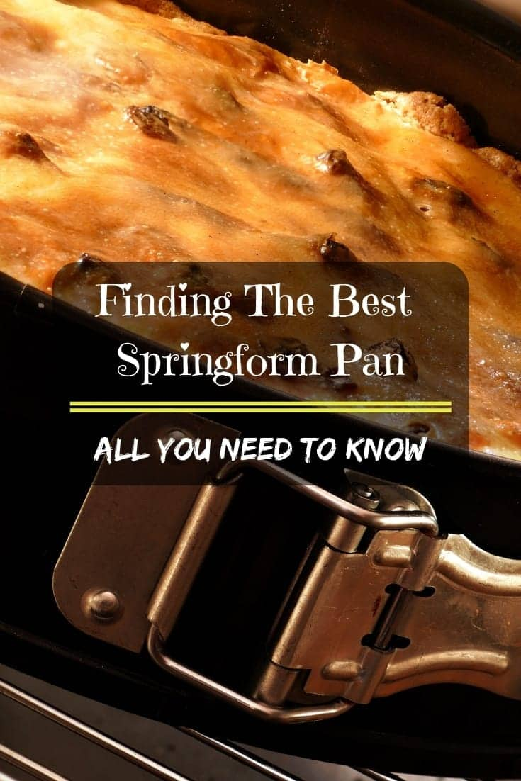 Best springform pan – best reviews and top picks! 🍰 Who is ready to do some #baking?