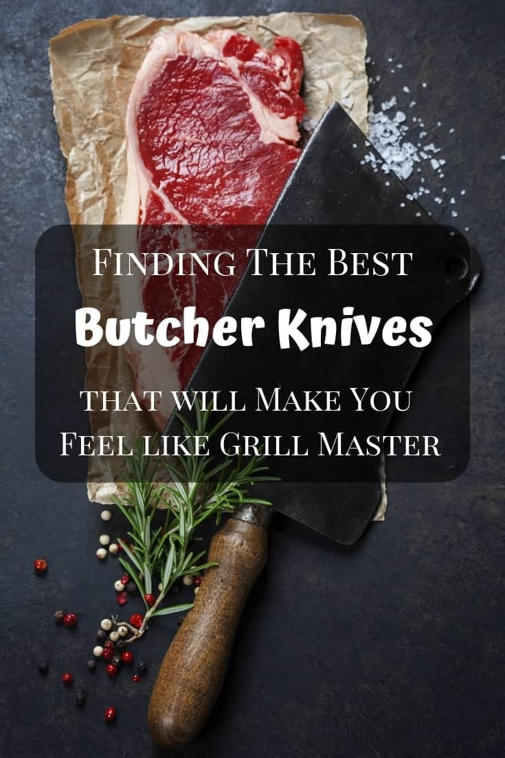 Best butcher knives that will make you feel like grill master! 👩🏼‍🍳 Get the best tools for your #kitchen.