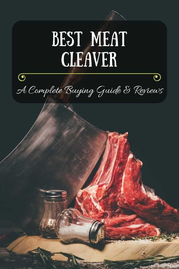 Best meat cleaver – a complete buying guide and reviews! ⭐️ Find the best gear for your #kitchen!