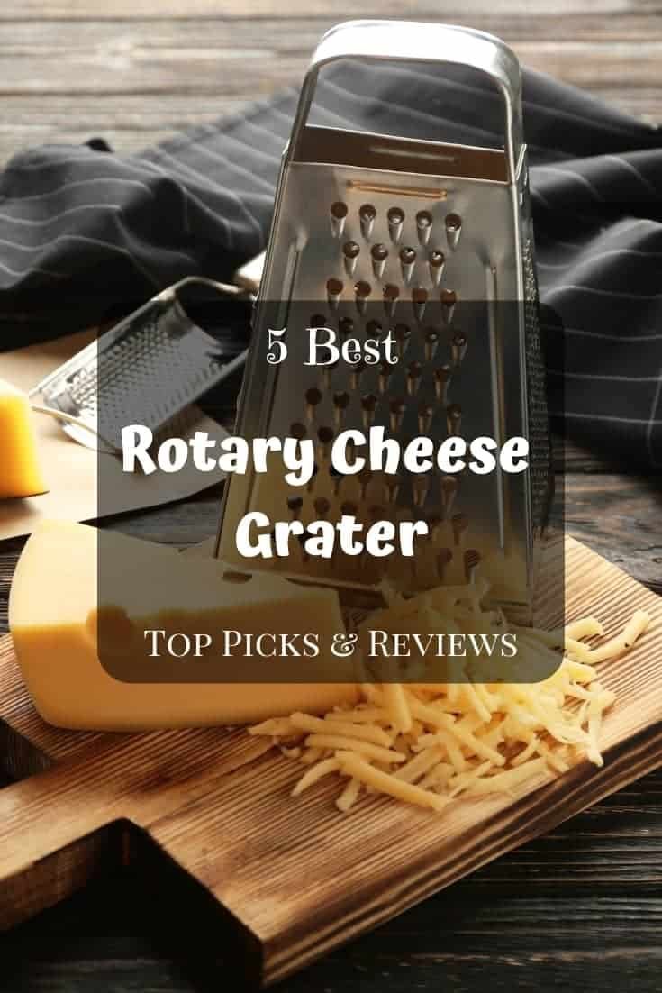 🧀 Best rotary #cheese grater – top picks and reviews! #kitchentips 🧀