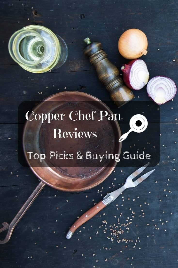 Copper chef #pan reviews – top picks & buying #guide. 🥘 What pans do you use?