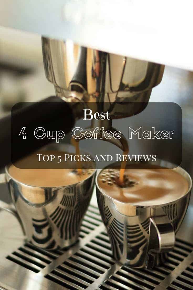☕️ Best 4 cup #coffee maker – top 5 picks and reviews! ☕️ What coffee maker is in your #kitchen?
