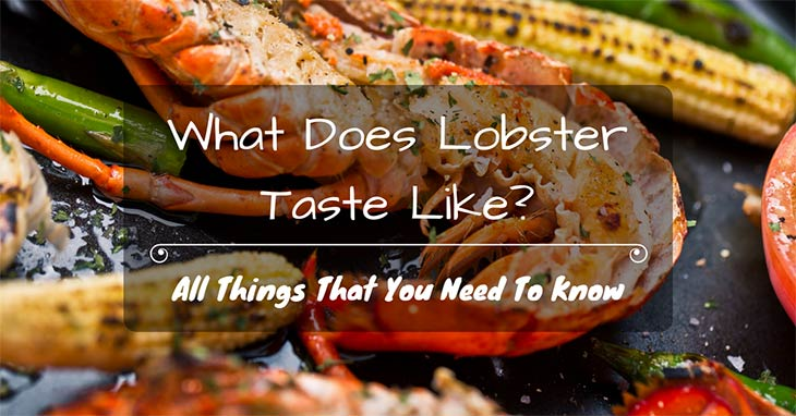 what does lobster taste like
