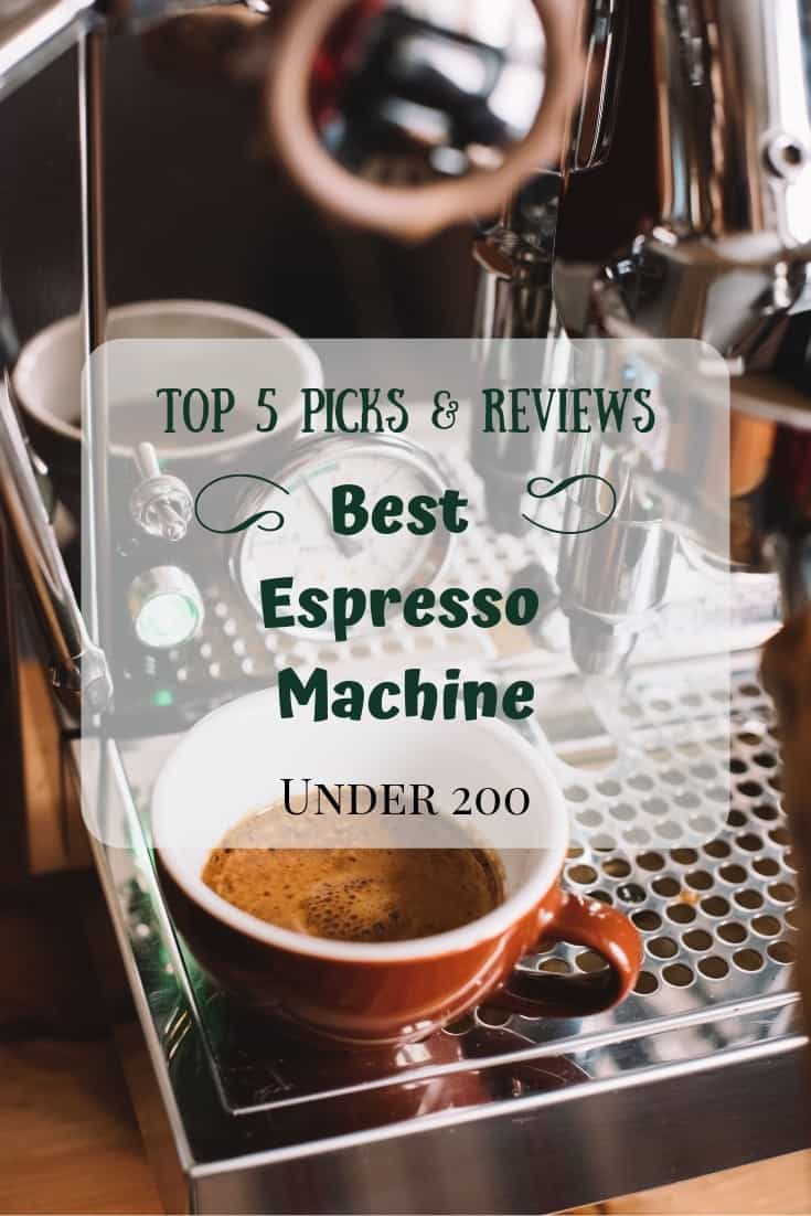 ☕️ Best #espresso machine under 200: Best reviews and a complete guide. ☕️