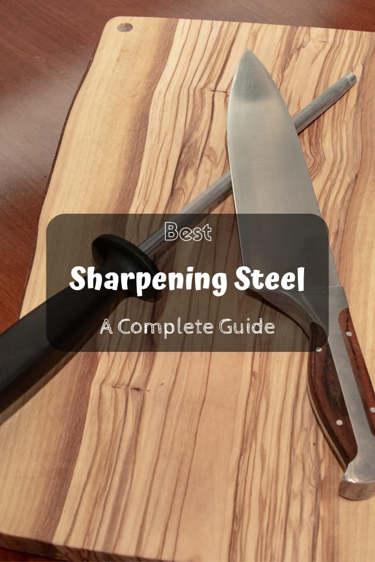 Best sharpening steel – top 5 reviews and a complete guide! 👨🏽🍳 #kitchentips