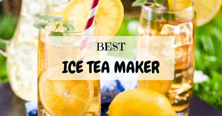 best ice tea maker