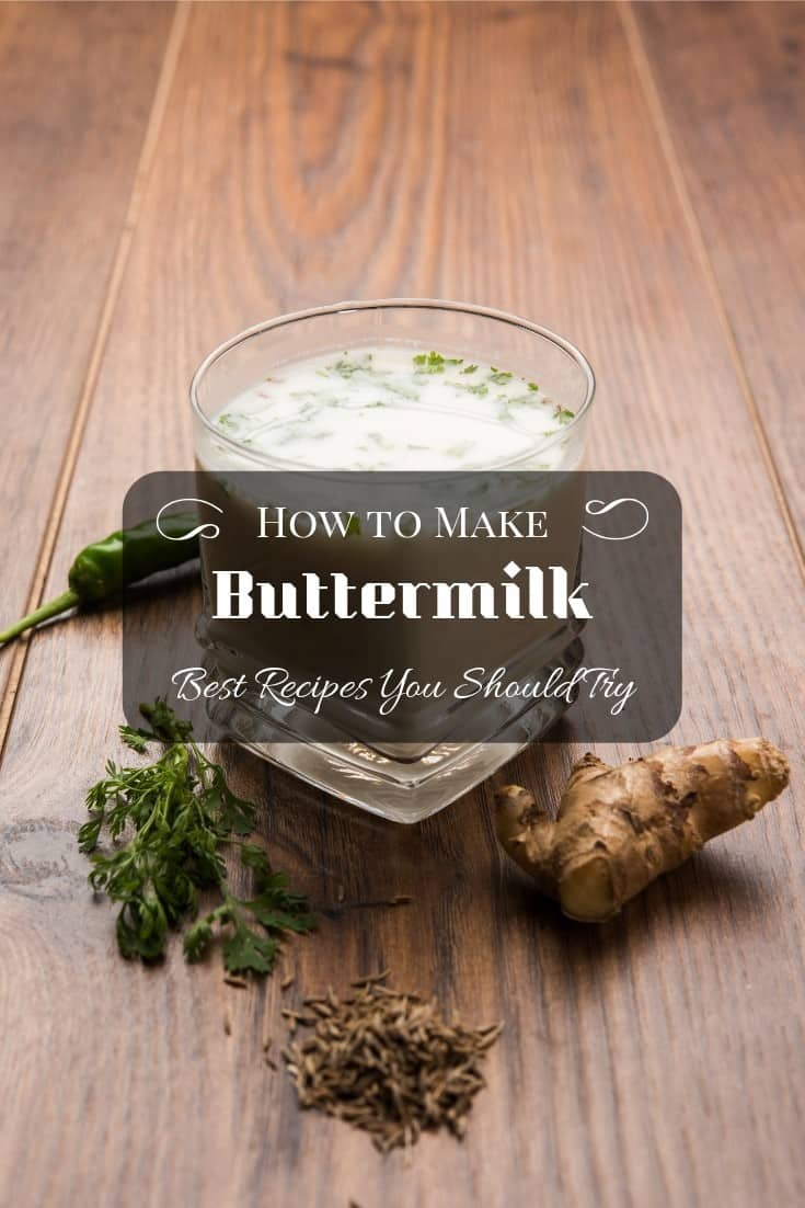 ⭐️ How to make #buttermilk – best recipes you should try in your kitchen. ⭐️