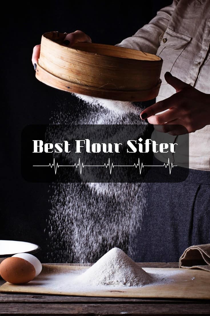 Best flour sifter – the best flour sifter for your #kitchen! Learn here about the best tools for cooking daily.
