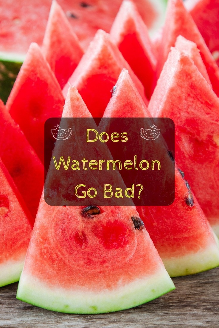🍉 Does #watermelon go bad? The answer will be revealed in this helpful article. 🍉