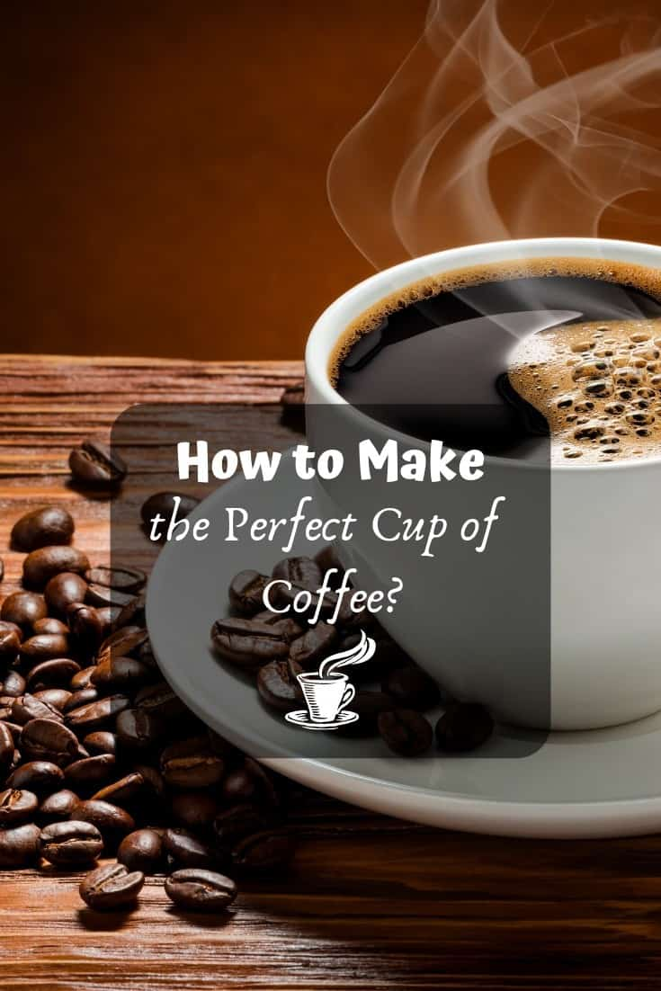 ☕️ How to make the perfect cup of #coffee? A complete guide for the coffee lover. #kitchenthips ☕️