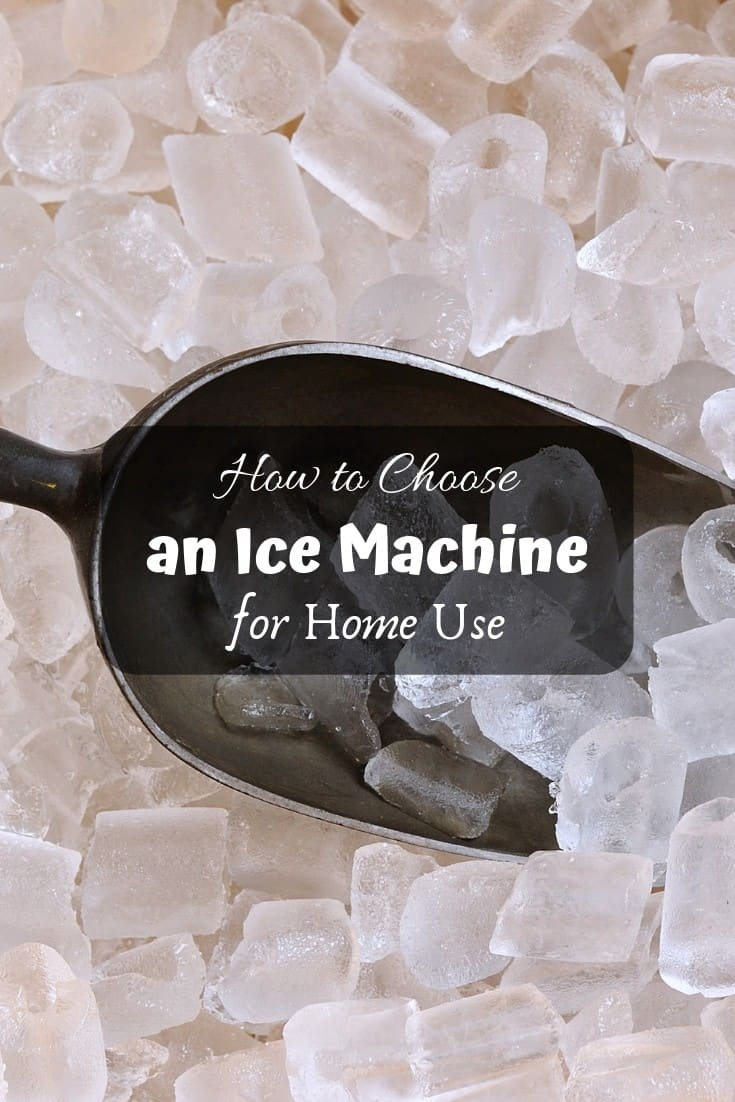 ❄️ How to choose an ice machine for #home use – useful tips and tricks!