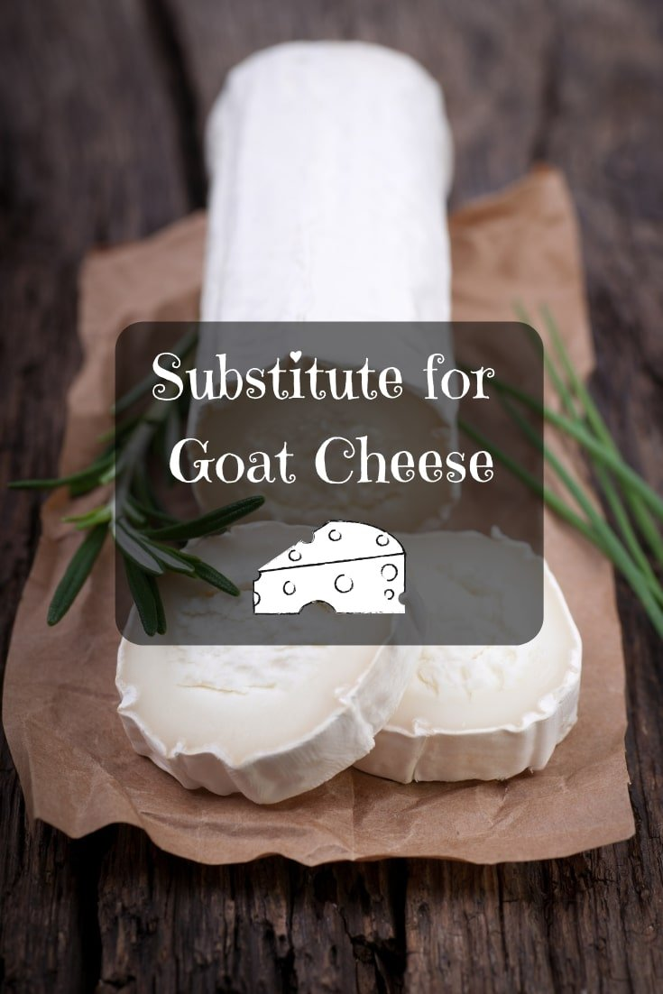 A great #cooking tip. ⭐️ Substitute for goat #cheese — elevate dishes with these alternatives!