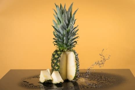 Pineapple-is-ripe