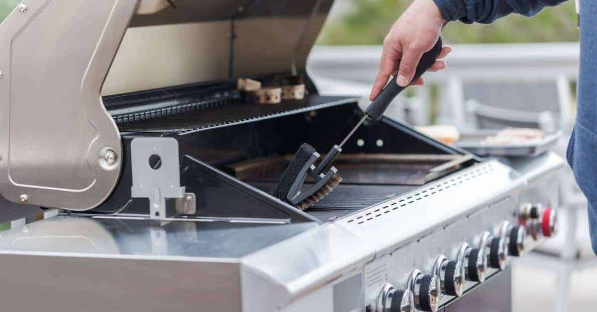 How To Deep Clean A Grill