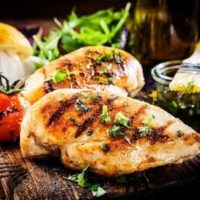 Grilled Chicken Marinade (with grilling instructions)
