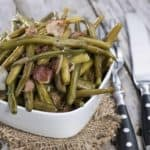 Texas Roadhouse Green Bean Recipe (Copycat)