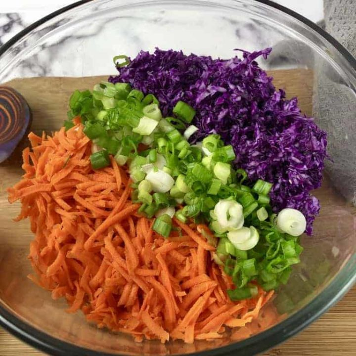 How to Make an Asian Slaw