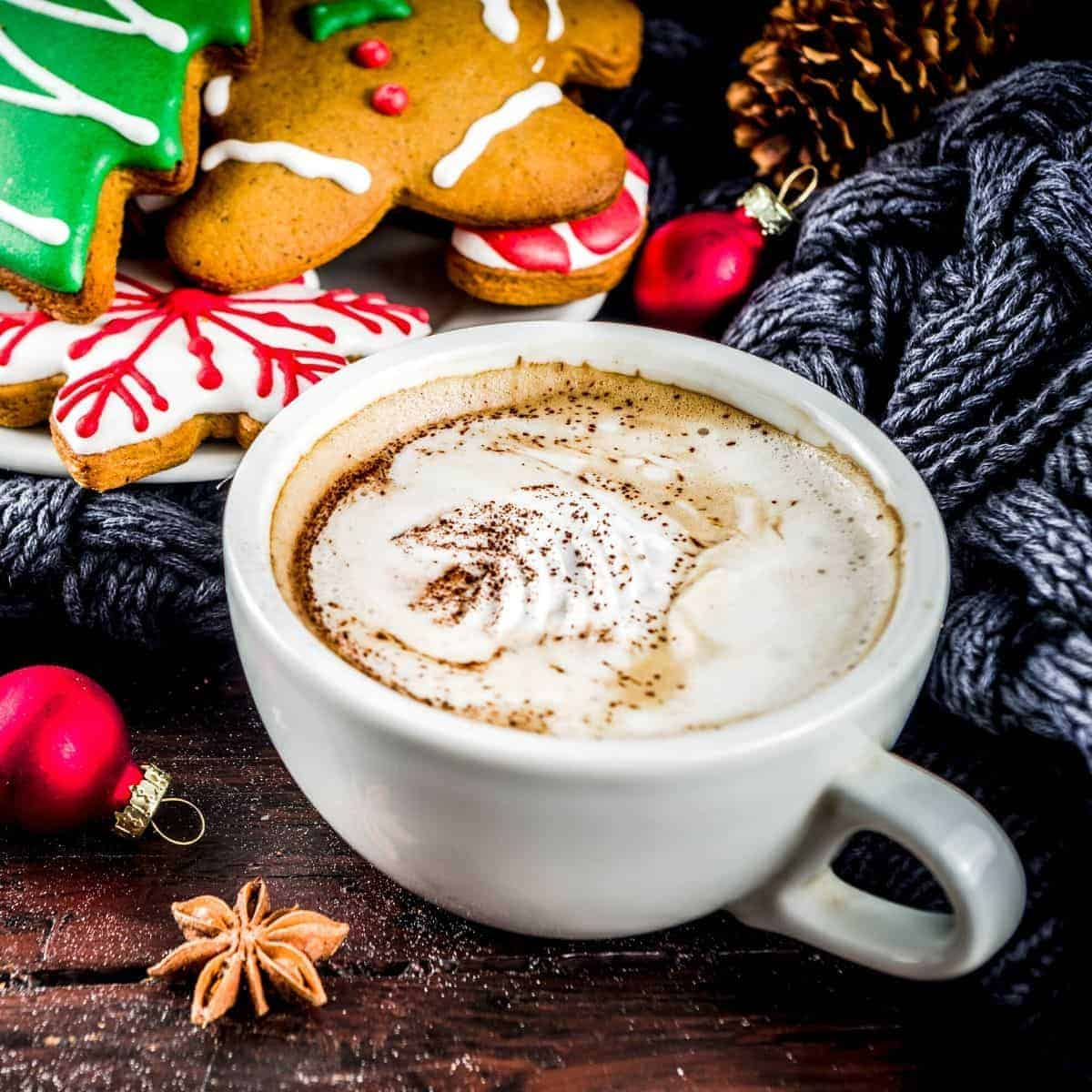 Starbucks Gingerbread Latte (Copycat