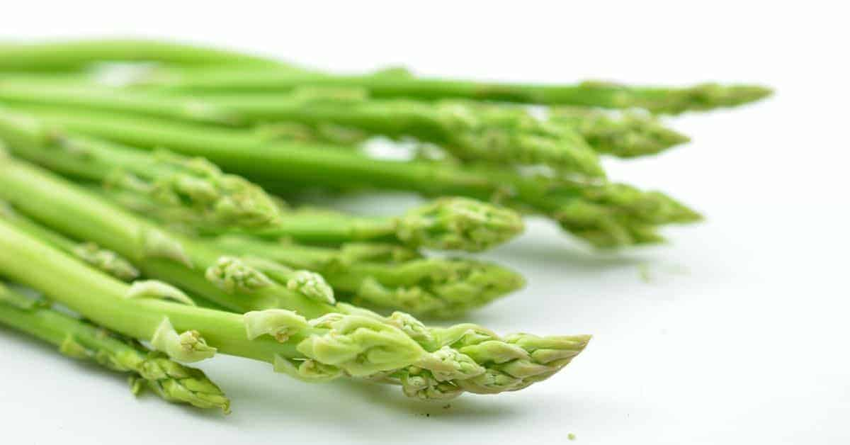 Can You Freeze Asparagus For More Than A Year