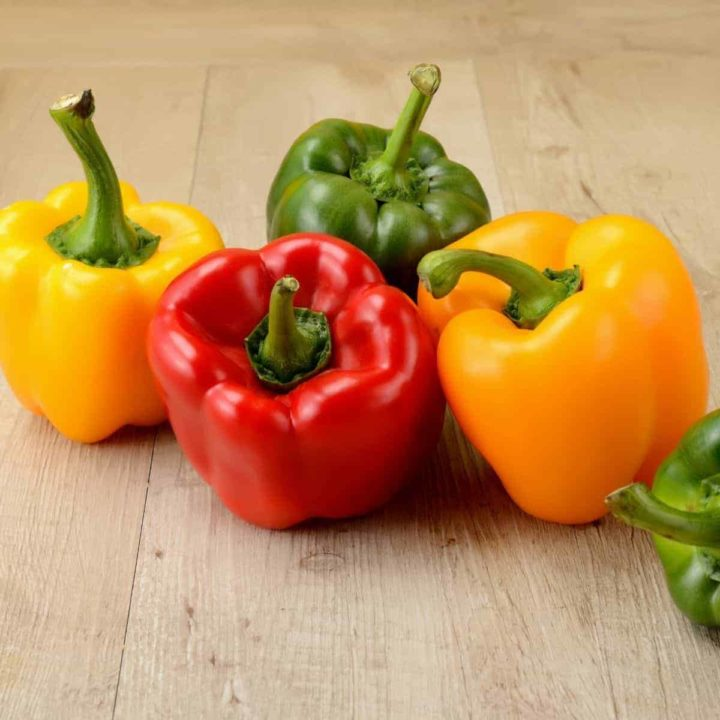 How to Freeze Bell Peppers in 3 Easy Steps