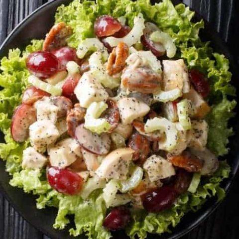 Rotisserie Chicken Salad Recipe