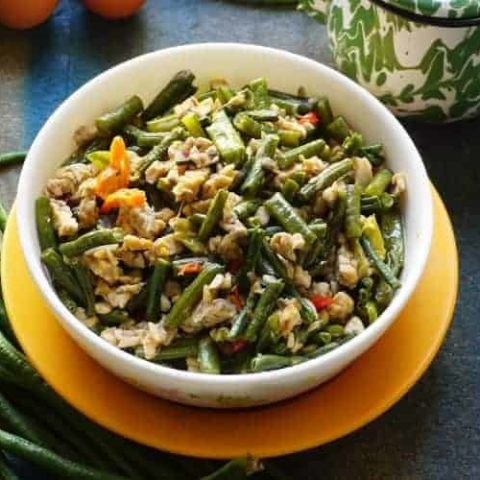 How to saute green beans (easy recipe)