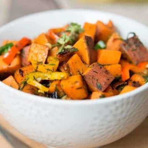 How to Saute Sweet Potatoes (Simple & Tasty)
