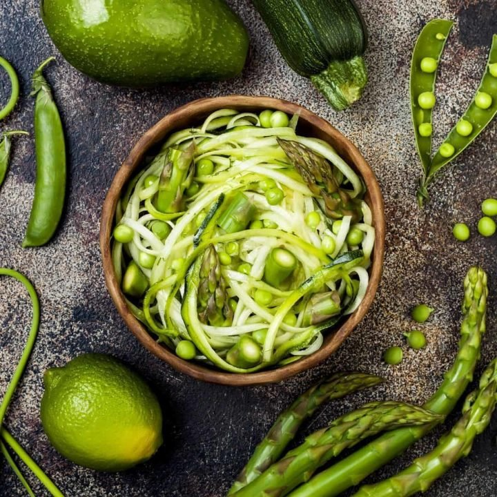 Can You Freeze Zoodles?