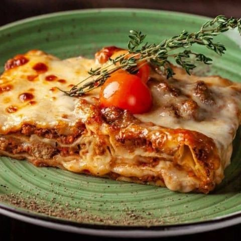 19 Lasagna Sides