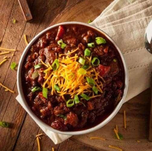 Texas Roadhouse Chili Copycat Recipe