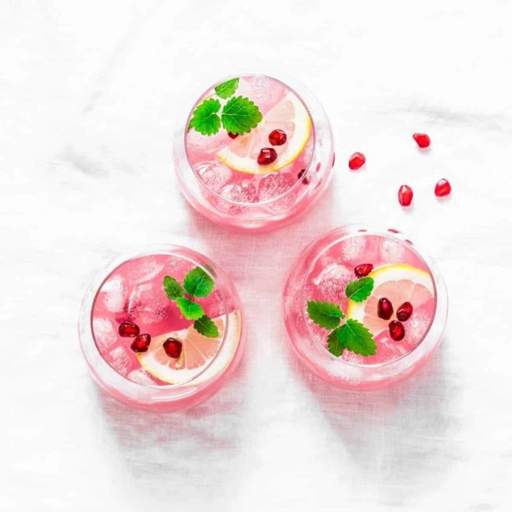 Pink drink recipes
