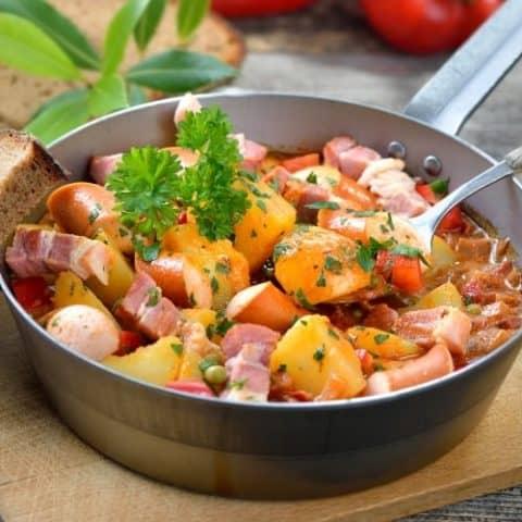 Vienna sausage recipes