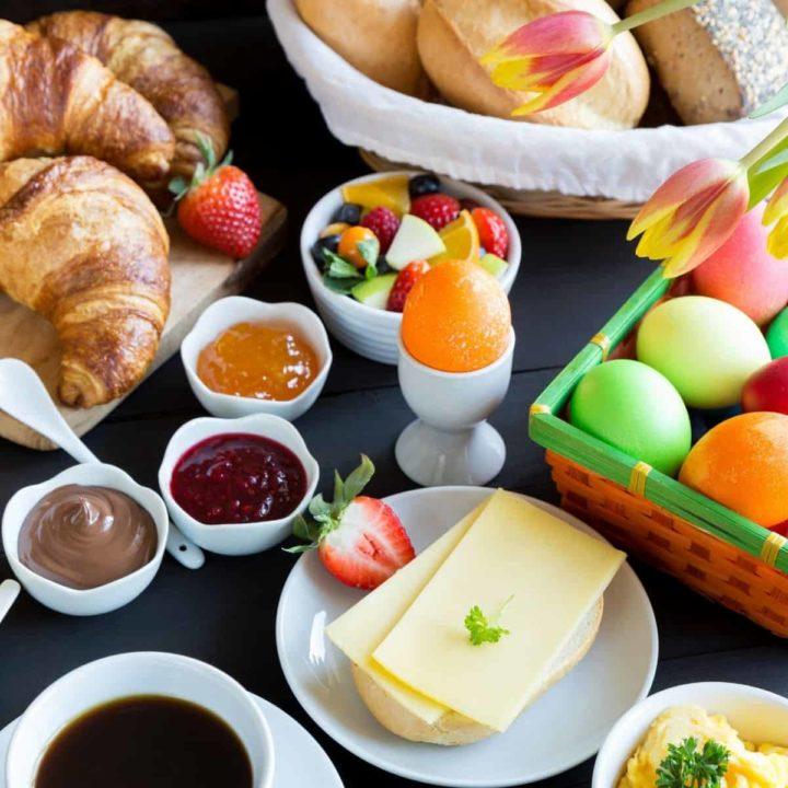 57 Easter brunch recipes