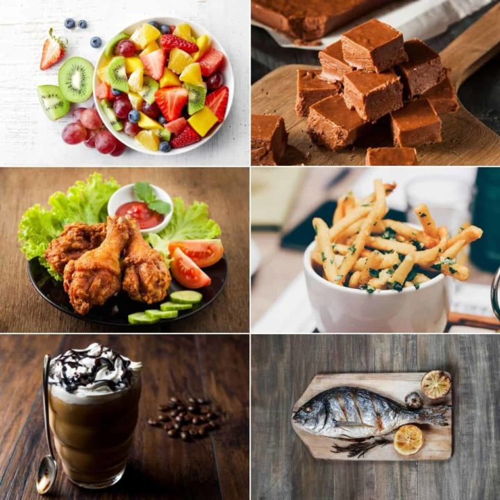 23 foods that start with F