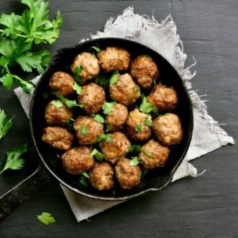 How to reheat meatballs on the stovetop