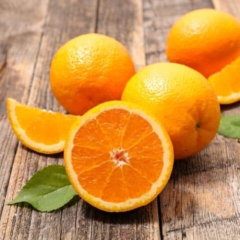 How to store whole oranges