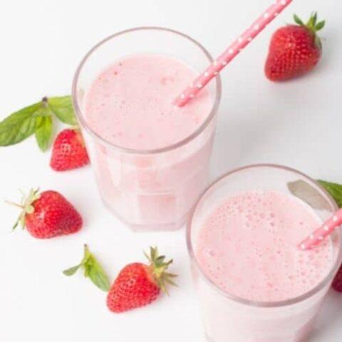 Pink drink Copycat version