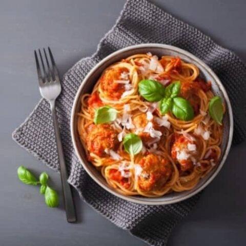 How to reheat spaghetti